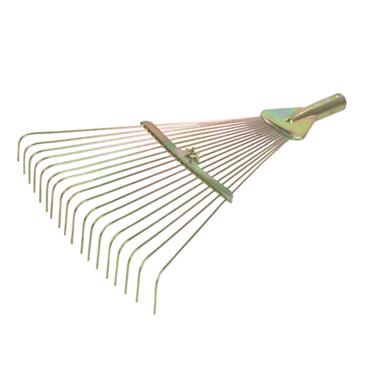 18 Teeth Adjustable Garden rake