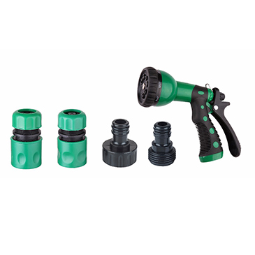 Plastic spray nozzle 8 adjustable pattern