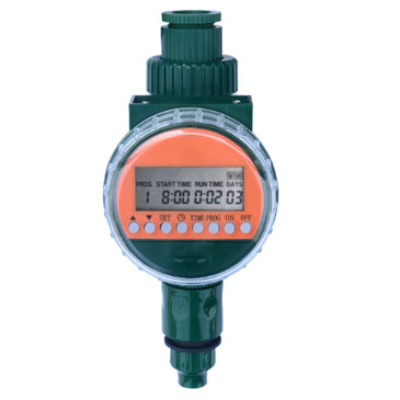 dry battery LCD timer
