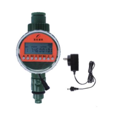 AC power LCD timer