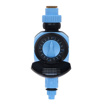 Dry battery single dial timer
