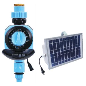Solar panel single dial timer (lithium battery)