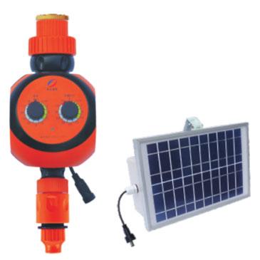 Solar panel  dial timer (lithium battery)