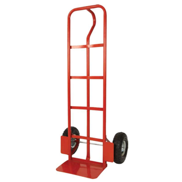 Easy Carrying P Handle Two Wheel Hand Truck